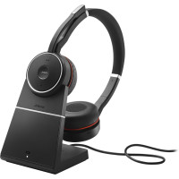 Jabra Evolve 75 Stereo MS Charging Stand Bluetooth (7599-832-199)