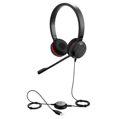 Jabra Evolve 30 II MS Stereo NC USB & 3,5mm Jack (5399-823-309)