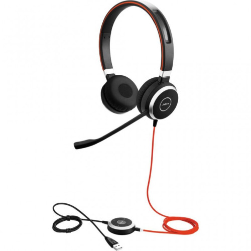 Jabra Evolve 40 MS Stereo USB & 3,5mm Jack (6399-823-189)