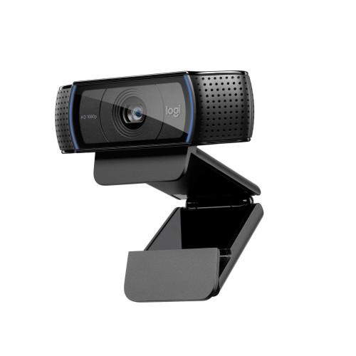 Logitech C920 PRO, HD, USB 2.0 webcam