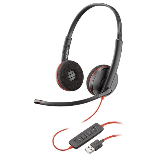 Plantronics Blackwire C3220 USB Stereo (209745-101)