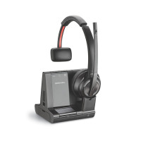 Plantronics SAVI 8210-M Office 3IN1 Mono DECT Headset with microphone (PC, desc and mobile phones)