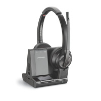 Plantronics SAVI 8210 Office 3IN1 Mono DECT Headset with microphone (PC, desc and mobile phones)