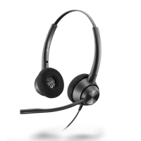 Plantronics EncorePro 320 QD Stereo Headset