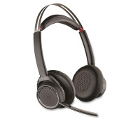 Plantronics Voyager Focus UC B825-USB-C Stereo No Stand (211710-01)