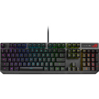 Mechanical gaming keyboard Asus ROG Strix Scope RX RED Optical Mechanical Switches