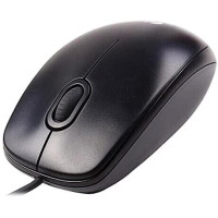 Wired optical mouse LOGITECH M90, USB, 910-001793